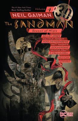 The Sandman Volume 4: Season of Mists 30th Anniversary New Edition by Neil Gaiman