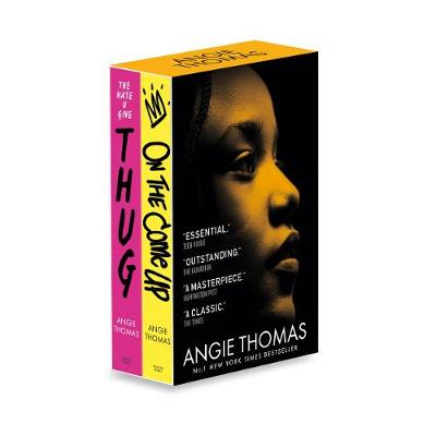 Angie Thomas Collector's Boxed Set book