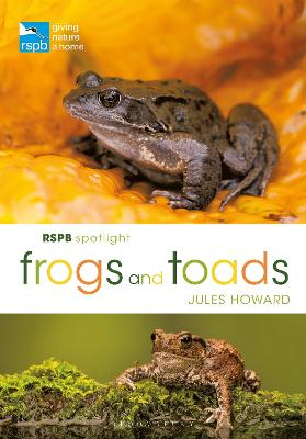 RSPB Spotlight Frogs and Toads book