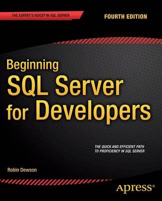 Beginning SQL Server for Developers book