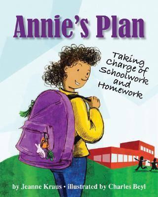 Annie's Plan book
