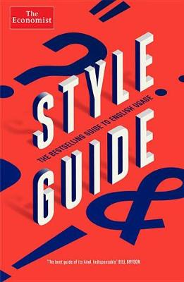 Style Guide book