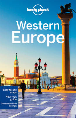 Lonely Planet Western Europe book