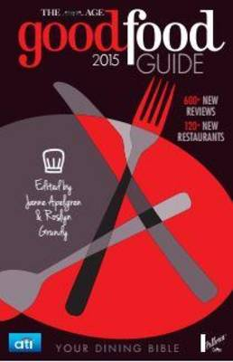 Age Good Food Guide 2015 book