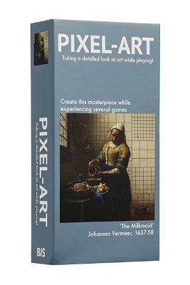 Pixel-Art Game - The Milkmaid book
