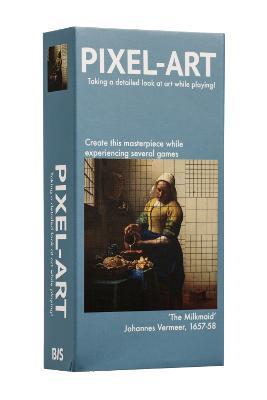 Pixel-Art Game - The Milkmaid book