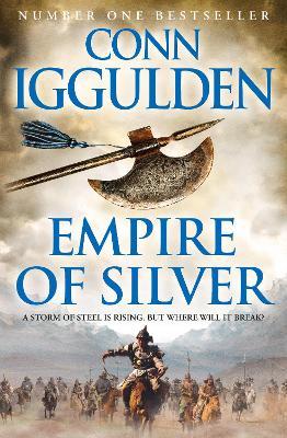 Empire of Silver book