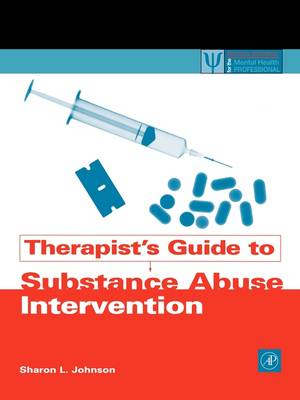 Therapist's Guide to Substance Abuse Intervention book