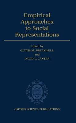 Empirical Approaches to Social Representations by Glynis M. Breakwell