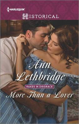 More Than a Lover by Ann Lethbridge