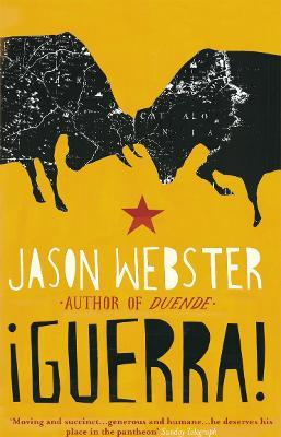 Guerra by Jason Webster