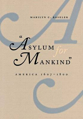 Asylum for Mankind book