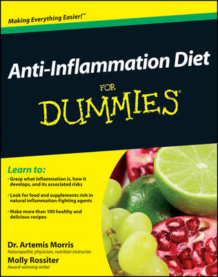 Anti-inflammation Diet for Dummies by Artemis Morris