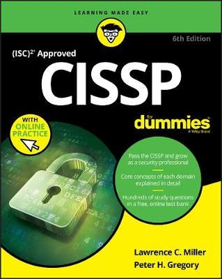 CISSP For Dummies by Lawrence C. Miller