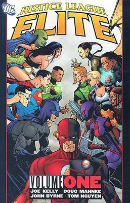 Justice League Elite TP Vol 01 by Doug Mahnke
