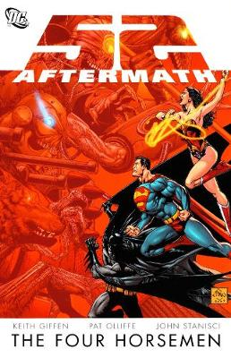 52 Aftermath The Four Horsemen TP by Keith Giffen