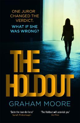The Holdout: The tense, gripping Richard and Judy Book Club pick for 2021 by Graham Moore