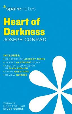 Heart of Darkness SparkNotes Literature Guide book
