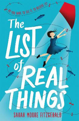 List of Real Things by Sarah Moore Fitzgerald