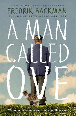 Man Called Ove book