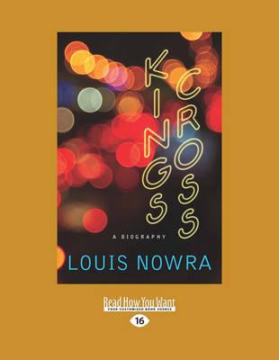 Kings Cross by Louis Nowra