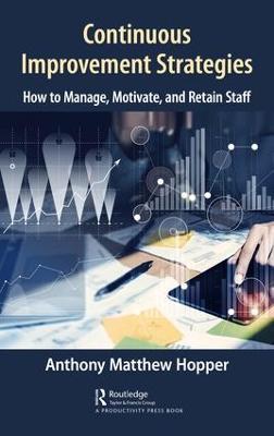 Continuous Improvement Strategies book