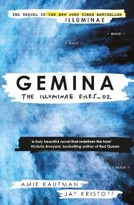 Gemina by Jay Kristoff