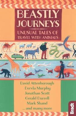 Beastly Journeys by Jonathan Scott