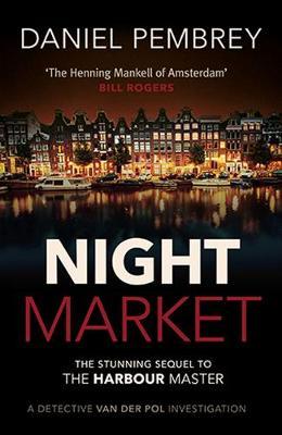 Night Market by Daniel Pembrey