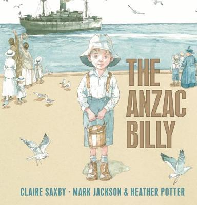 The Anzac Billy book