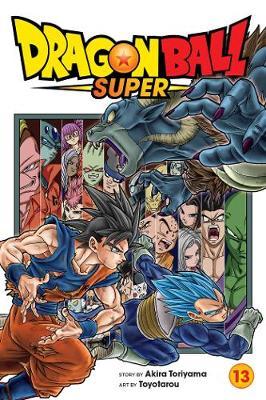 Dragon Ball Super, Vol. 13 by Akira Toriyama