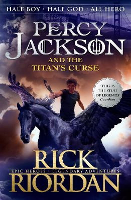 Percy Jackson and the Titan's Curse (Book 3) book