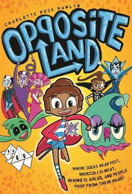 Opposite Land by Charlotte Rose Hamlyn