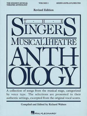 The Singer's Musical Theatre Anthology - Volume 2 by Richard Walters