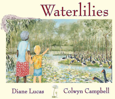 Waterlilies by Diane Lucas