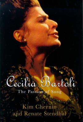 Cecilia Bartoli by Renate Stendhal