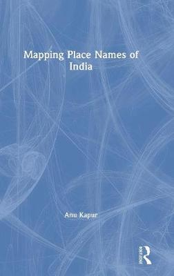 Mapping Place Names of India book