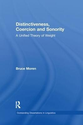 Distinctiveness, Coercion and Sonority by Bruce Moren
