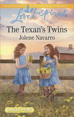 The Texan's Twins by Jolene Navarro