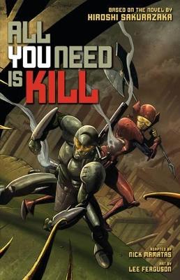 All You Need is Kill - Graphic Novel by Hiroshi Sakurazaka