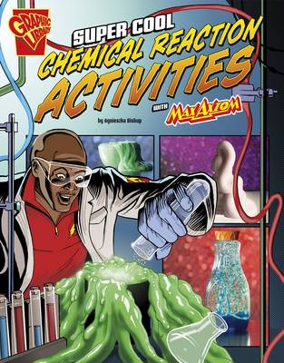 Super Cool Chemical Reaction Activities with Max Axiom book