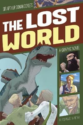 Lost World by David Rodriguez