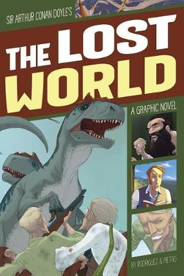 The Lost World by David Rodriguez