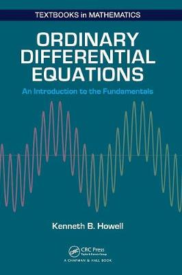 Ordinary Differential Equations by Kenneth B. Howell