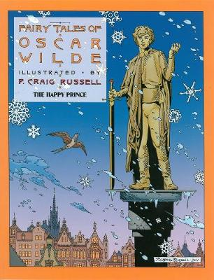 Fairy Tales Of Oscar Wilde book