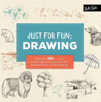 Just for Fun: Drawing book