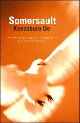 Somersault by Kenzaburo Oe
