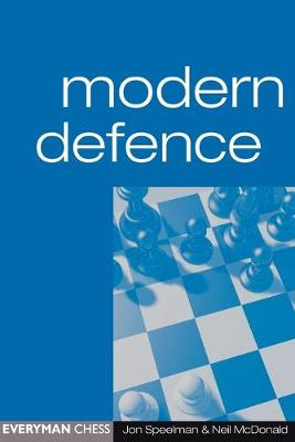 Modern Defence by Jon Speelman