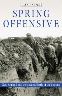 Spring Offensive book