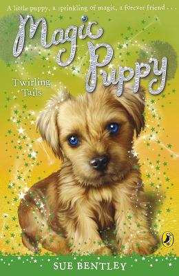 Magic Puppy: Twirling Tails book